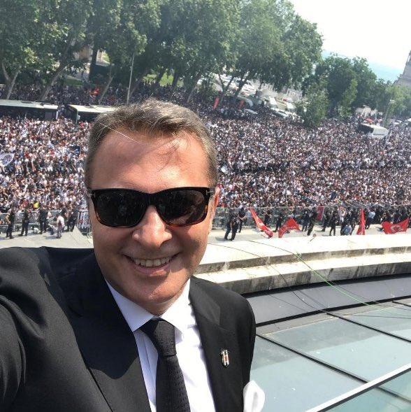 """""""Beşiktaş hep sefaya layık"""""""