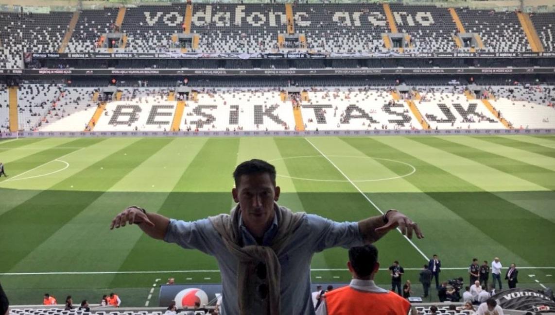 """Holosko: """"Beşiktaş ailesinin bir parçası olduğum için mutluyum"""""""