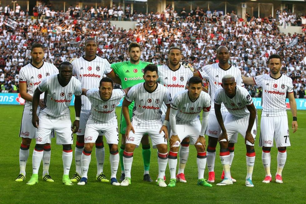 İşte Şampiyon Beşiktaş'ın 11'i