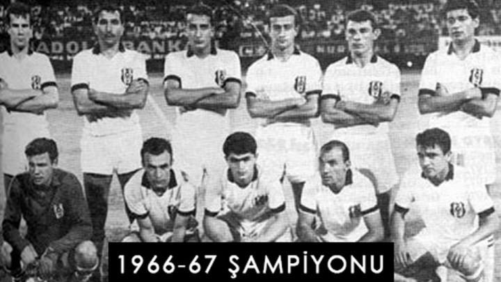 TARİHTE BUGÜN   Beşiktaş şampiyonluğunu ilan etti!