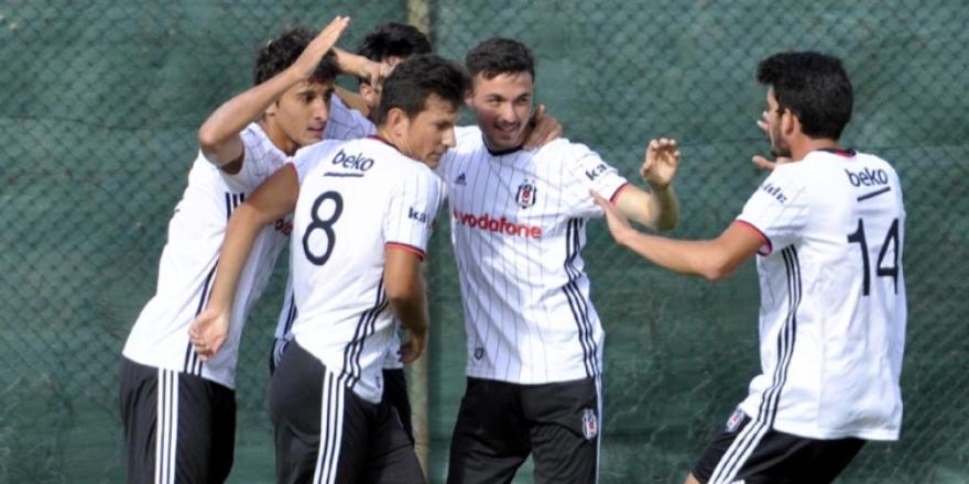 İlk derbide zafer Beşiktaş'ın!
