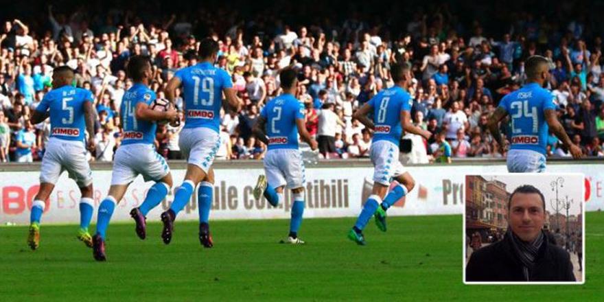 ''İlk golü yerse Napoli dağılır''