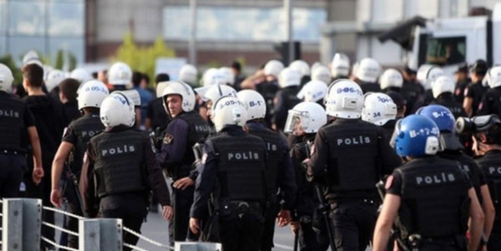 Beşiktaşlı taraftarlar gözaltına alındı!