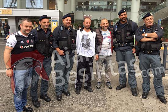 ÖZEL HABER | Beşiktaş'a özel güvenlik