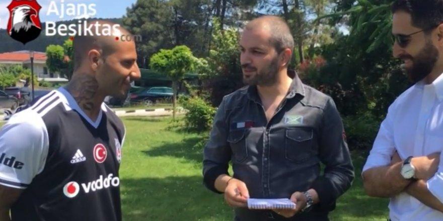 ÖZEL RÖPORTAJ | 18 Kelime ile Quaresma (VİDEO)