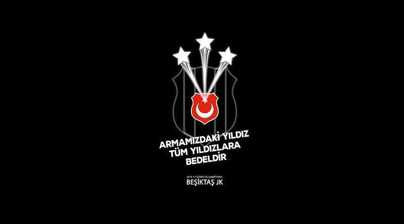 Beşiktaş'tan 3 yıldızlı forma projesi!