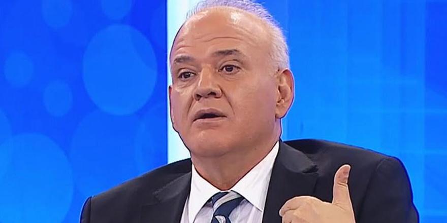 """Ahmet Çakar: """"Caner'e küfüründen dolayı ceza veren TFF Volkan Demirel'e ne ceza verecek?"""""""