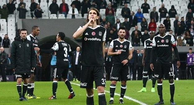 Beşiktaş, Atınç'la el sıkıştı!
