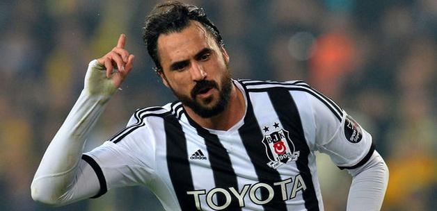 Eski Beşiktaşlı Hugo Almeida'nın yeni takımı belli oldu