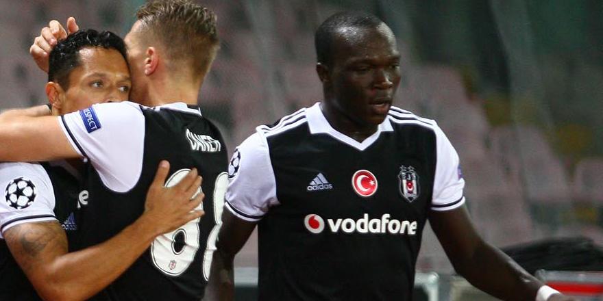 Aboubakar Ş.Ligi'ndeki gol sayısını 8'e çıkardı