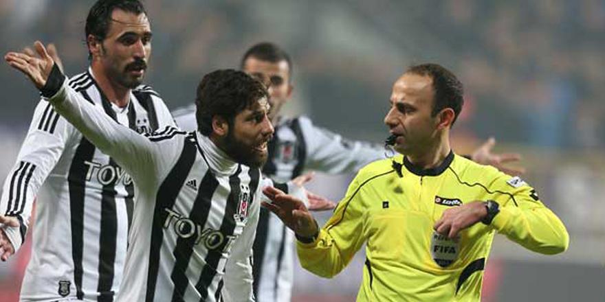 Hakemimizi tanıyalım! En çok kırmızı kart Beşiktaş'a