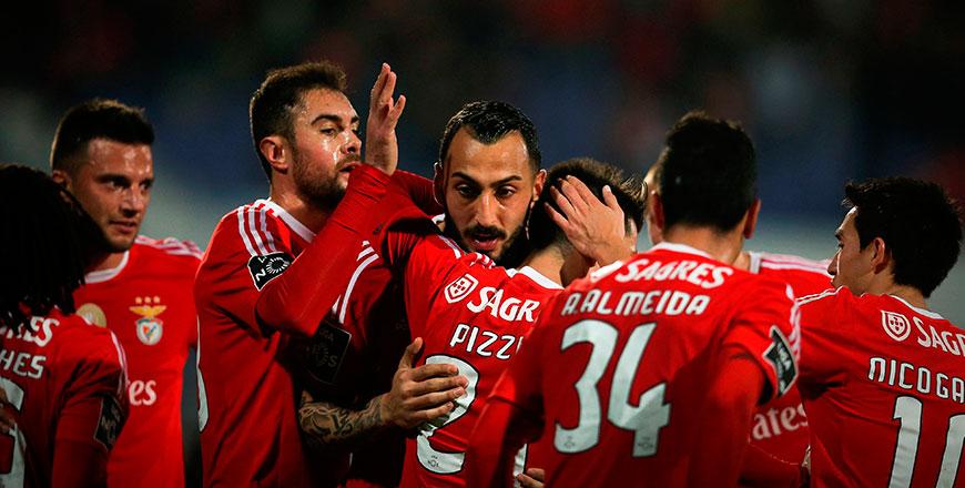 Benfica'da bitmeyen sakatlık