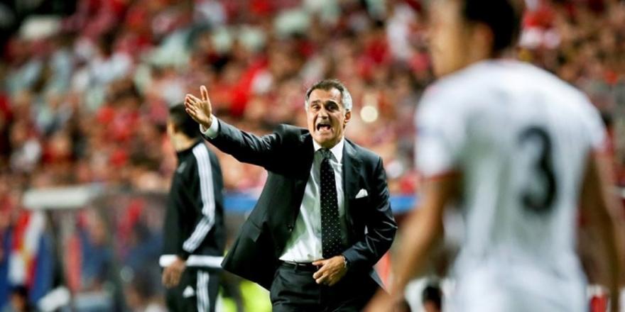 Namağlup Beşiktaş sistemi böyle oturttu