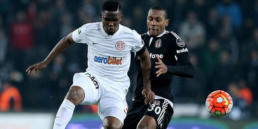 Beşiktaş'ın ezici üstünlüğü var!