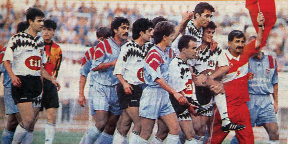TARİHTE BUGÜN | Kadir Akbulut'un jubile maçında Beşiktaş, Trabzonspor'u mağlup etti!