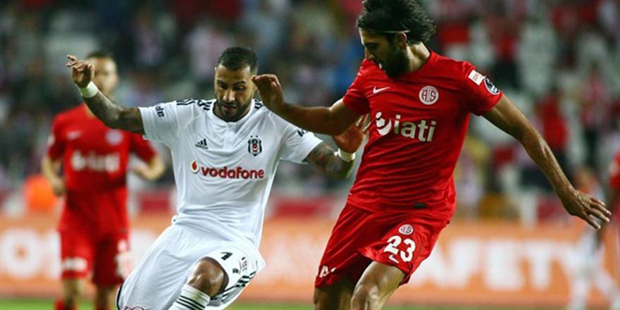 Beşiktaşlı futbolcuların Antalya golleri