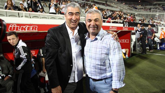 SÜPER LİG BAŞLIYOR   Süper Lig'de 4 Beşiktaşlı teknik direktör