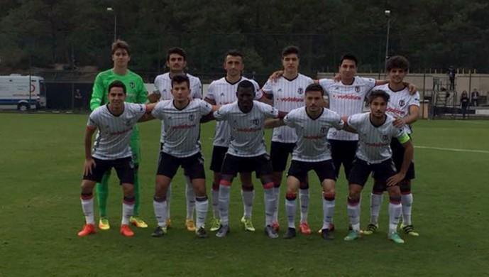 Beşiktaş:4 Antalyaspor:2 (U-21)