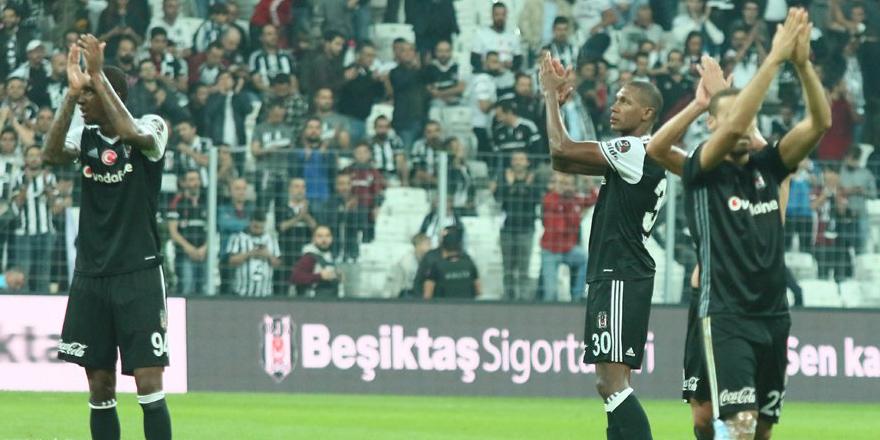 Beşiktaş'ın 12 maçlık serisi sona erdi!