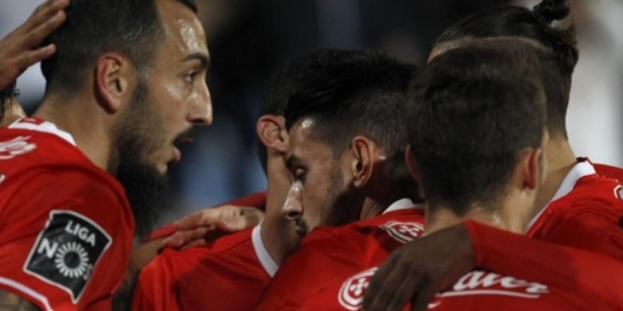Rakibimiz Benfica'dan rahat galibiyet