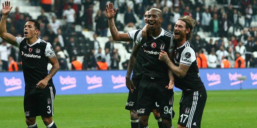 ''Beşiktaş ve Real Madrid'' baş başa!