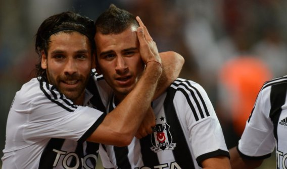 Olcay Şahan Beşiktaş'a dönüyor