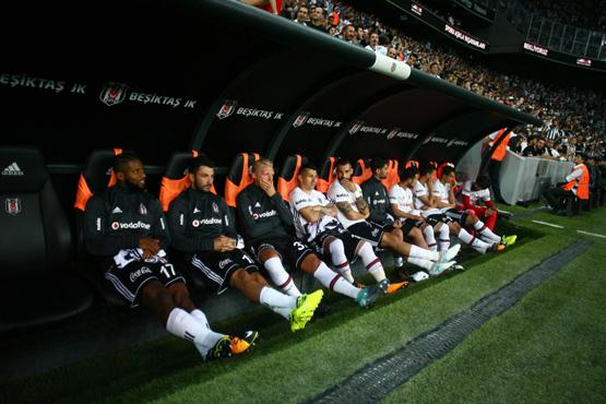 Beşiktaş, bu sezon ilk kez...