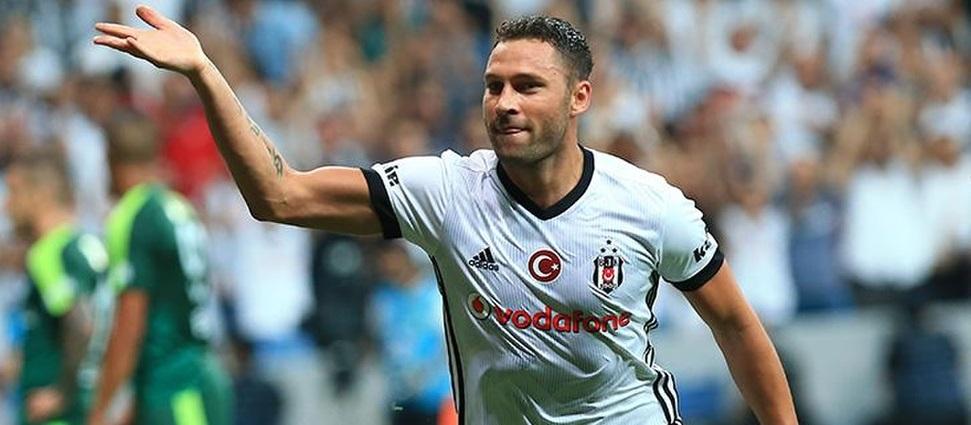 Beşiktaş'ta iki oyuncu ceza sınırında!
