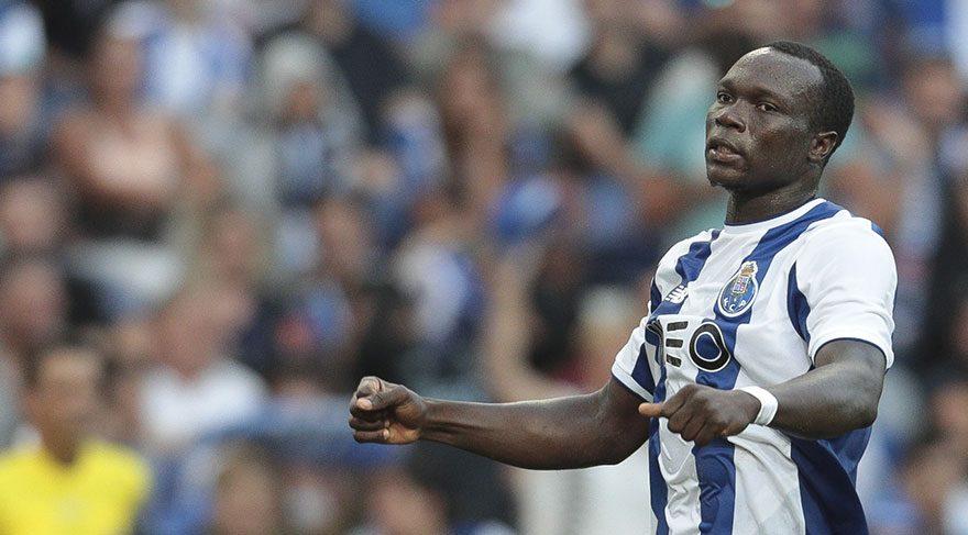 Porto'dan Aboubakar yanıtı!