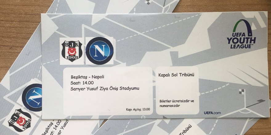 U21'in Napoli maçının stadı belli oldu