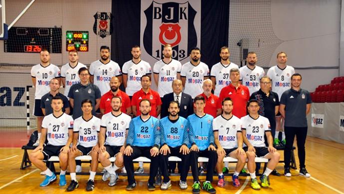Beşiktaş Mogaz, Süper Kupa için parkeye çıkacak!