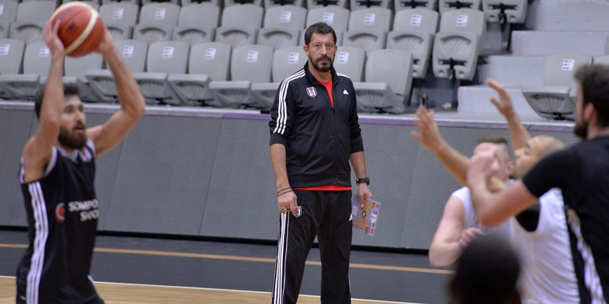 Beşiktaş Sompo Japan'da hazırlıklar sürüyor