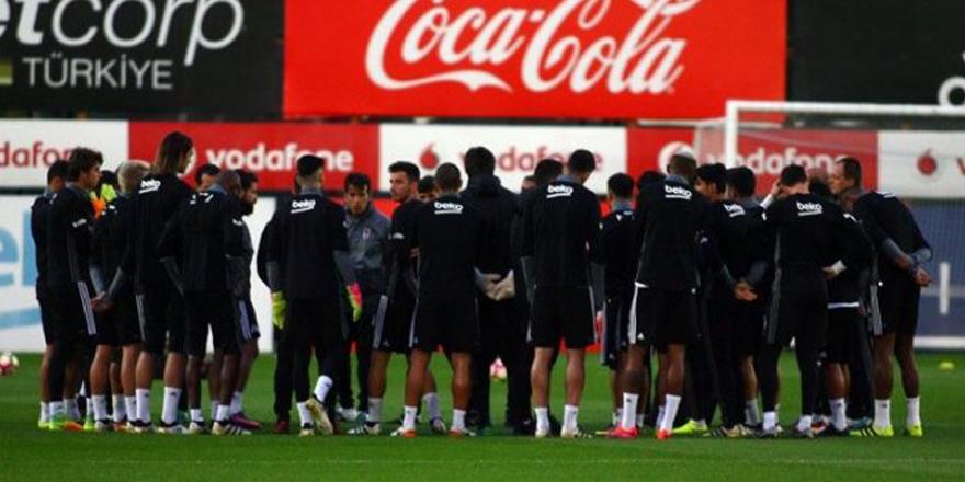 Beşiktaş'ta ''hava durumu'' endişesi