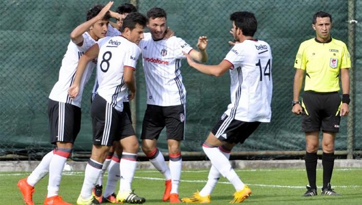 Beşiktaş U-21'in rakibi Gençlerbirliği