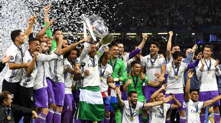 Şampiyonlar Ligi'ne Real Madrid ambargosu