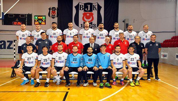 Beşiktaş Mogaz'ın Şampiyonlar Ligi'ndeki rakibi Chekhovskie Medvedi!
