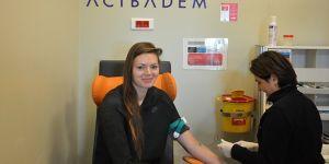 Maja Tokarska sağlık kontrolünden geçti