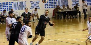 Beşiktaş Mogaz, deplasmanda mağlup oldu