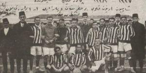 TARİHTE BUGÜN | Beşiktaş, ilk resmi maçına çıktı!