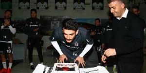 Fatih Aksoy'un doğum günü kutlandı