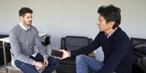 """Fabri'den İspanyol gazetesine dobra açıklamalar! """"Kendimi uzun yıllar Beşiktaş'ta oynarken görüyorum"""""""