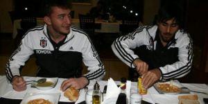 TARİHTE BUGÜN | Beşiktaşlı futbolcular menemenle tanıştı
