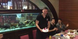 Mihajlo Radojkovic'in doğum günü kutlandı
