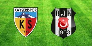 Kayserispor - Beşiktaş maçının bilet fiyatları açıklandı
