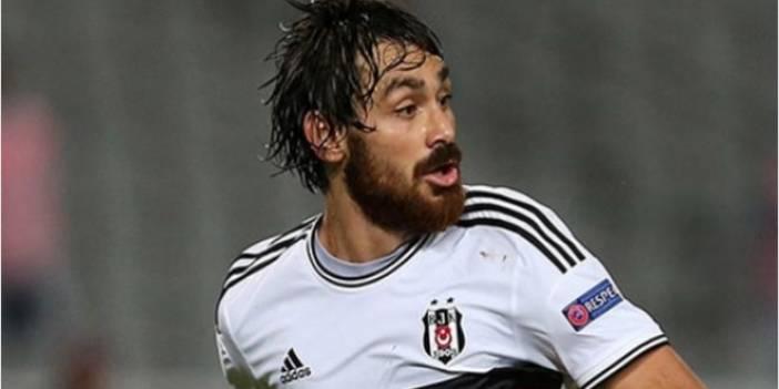 Veli Kavlak'tan Beşiktaş'a veda mesajı