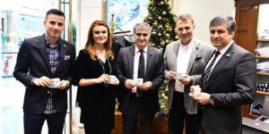 Beşiktaş'a özel kahve fincanları!