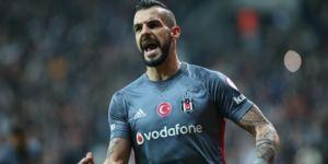 """Beşiktaş Kulübü'nden Negredo açıklaması: """"O ima kabul edilemez!"""""""