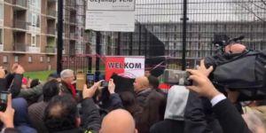 Hollanda'da Oğuzhan Özyakup'un adına özel halı saha açıldı!