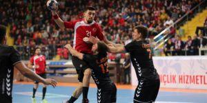 Hentbol A Erkek Milli Takımı Hollanda'ya mağlup oldu