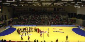 Hentbol A Erkek Milli Takımı Belçika'da mağlup